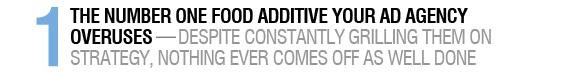 Food Additives Number One