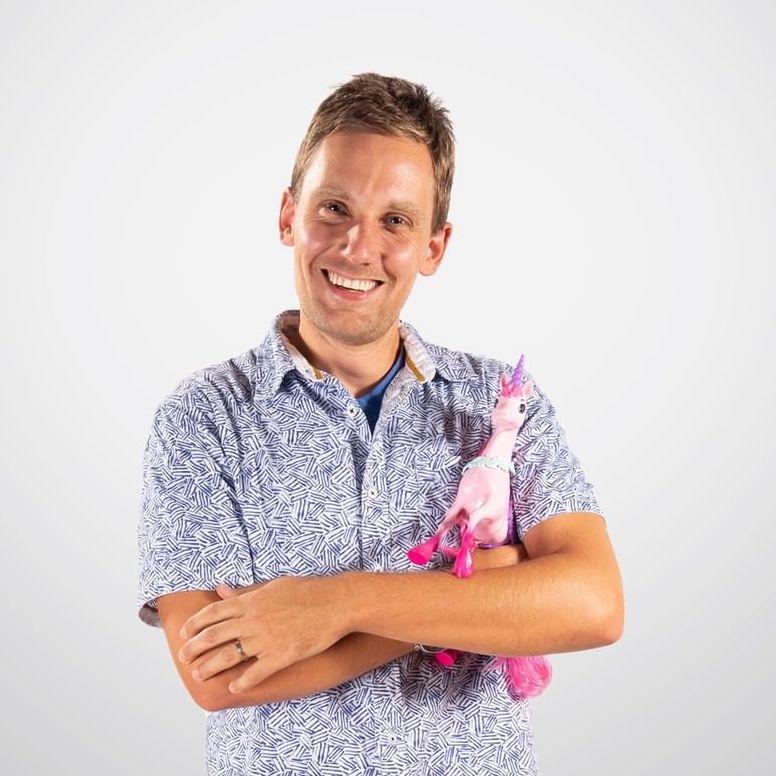 Unicorn Aaron Cavalier