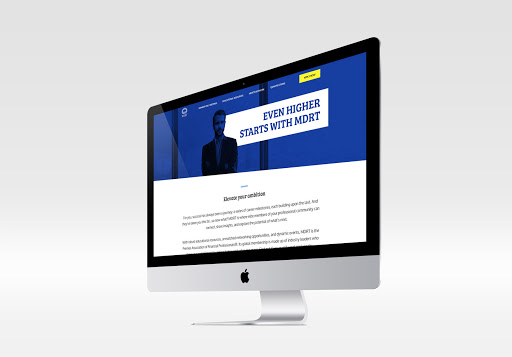 MDRT Featured Creative Landing Page