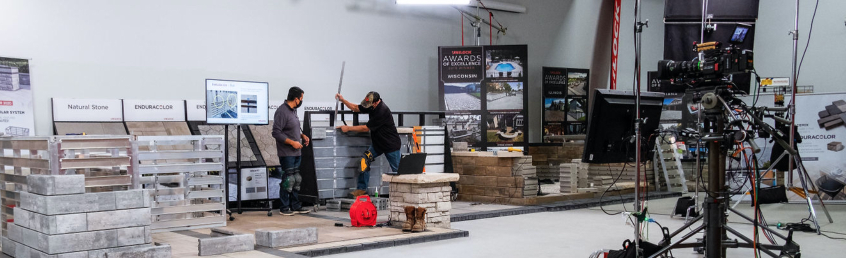 unilock takes demonstrations virtual