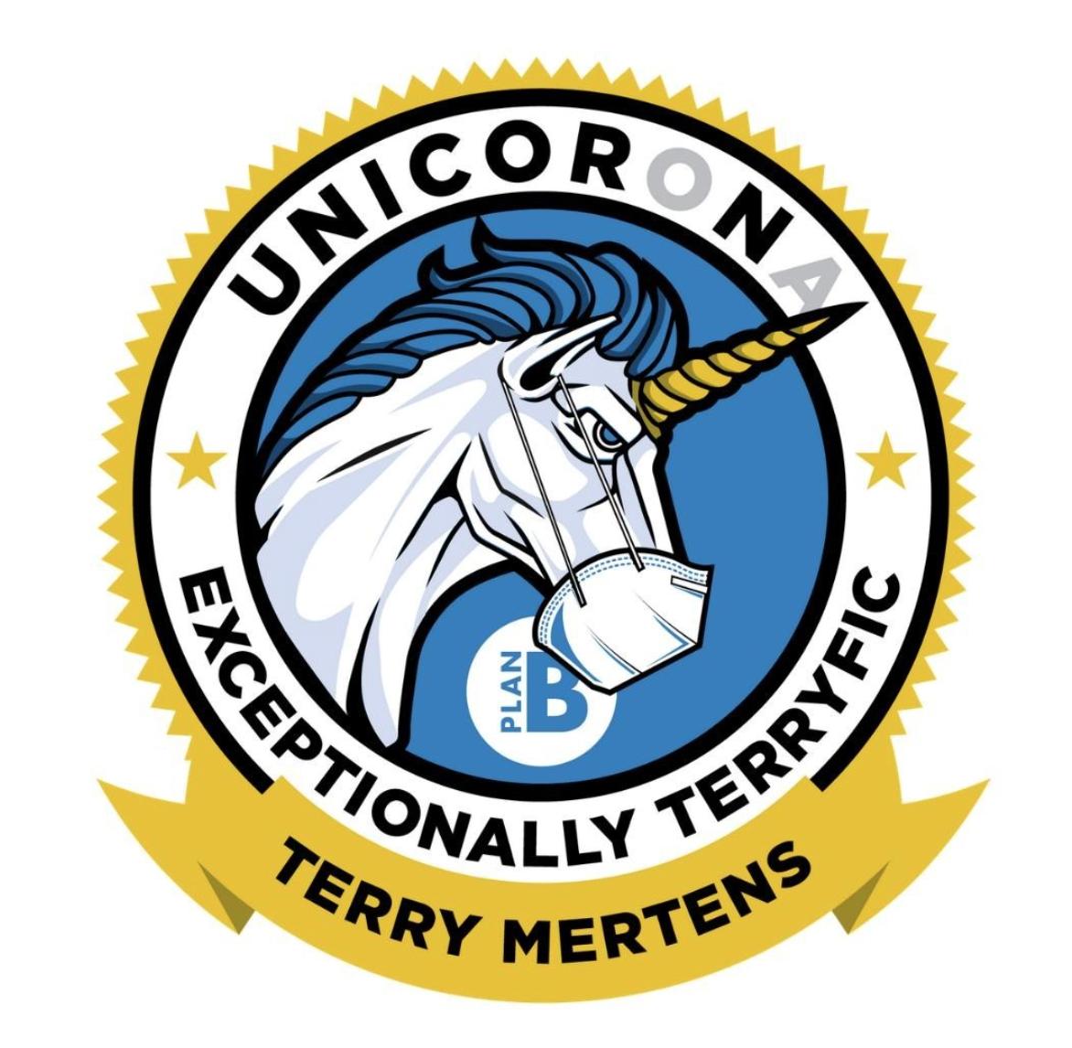 Terry Mertens Unicorn