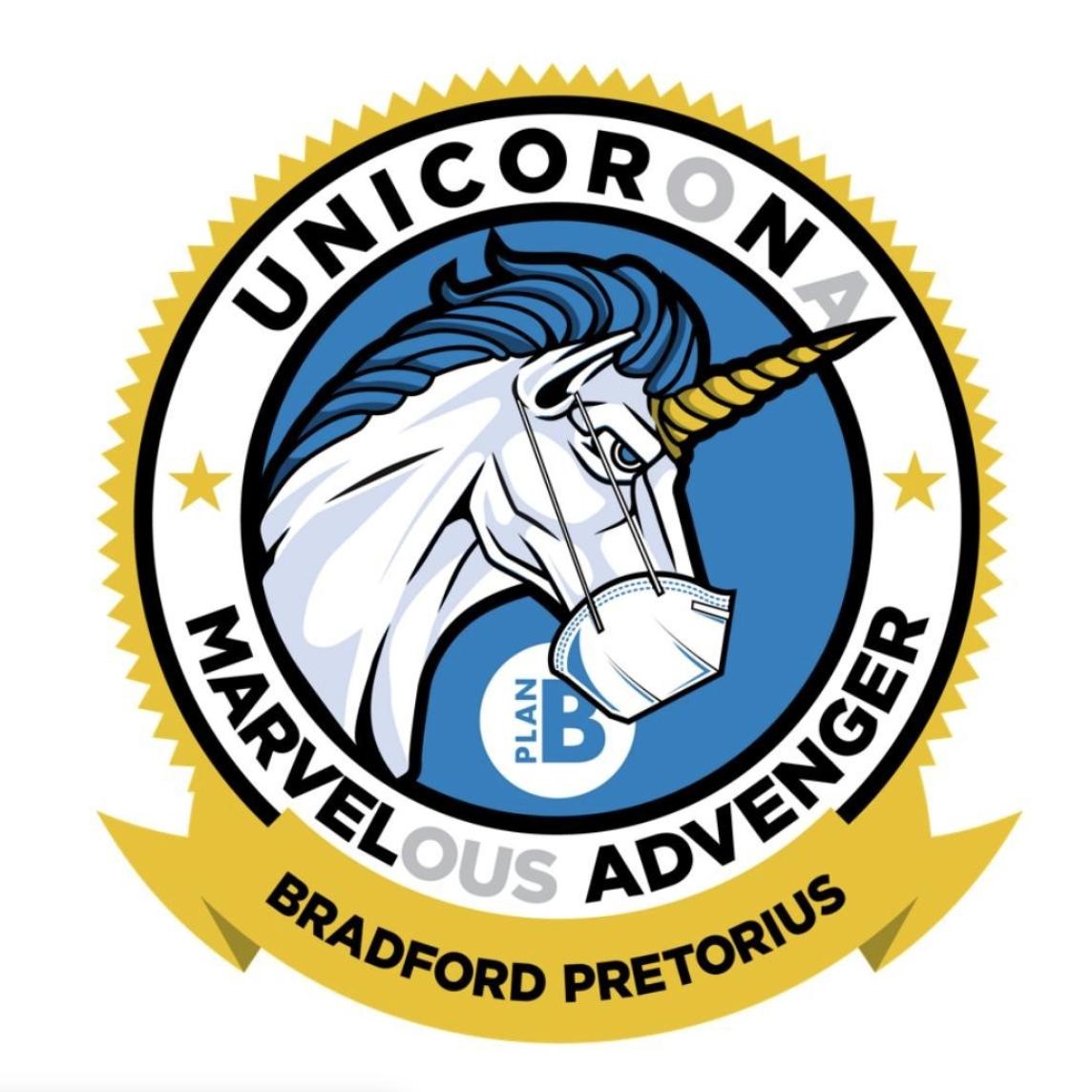 bradford pretorious unicorn award