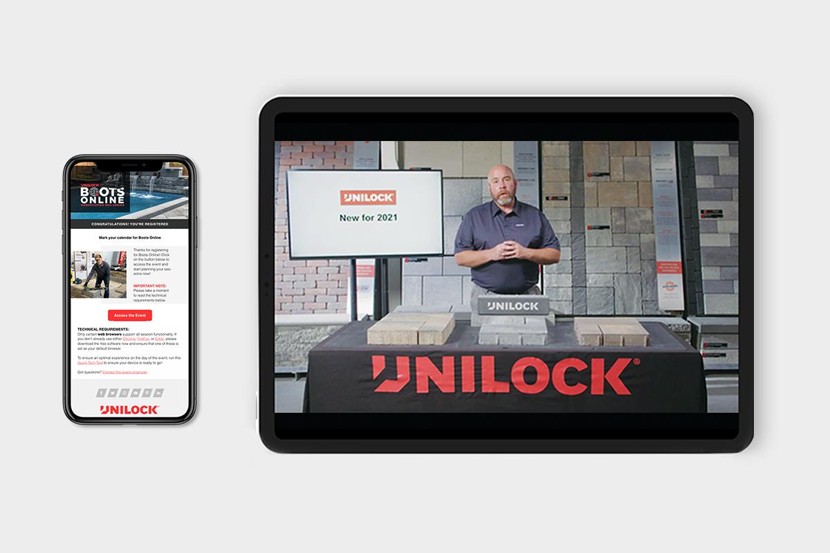 Unilock Mobile Examples