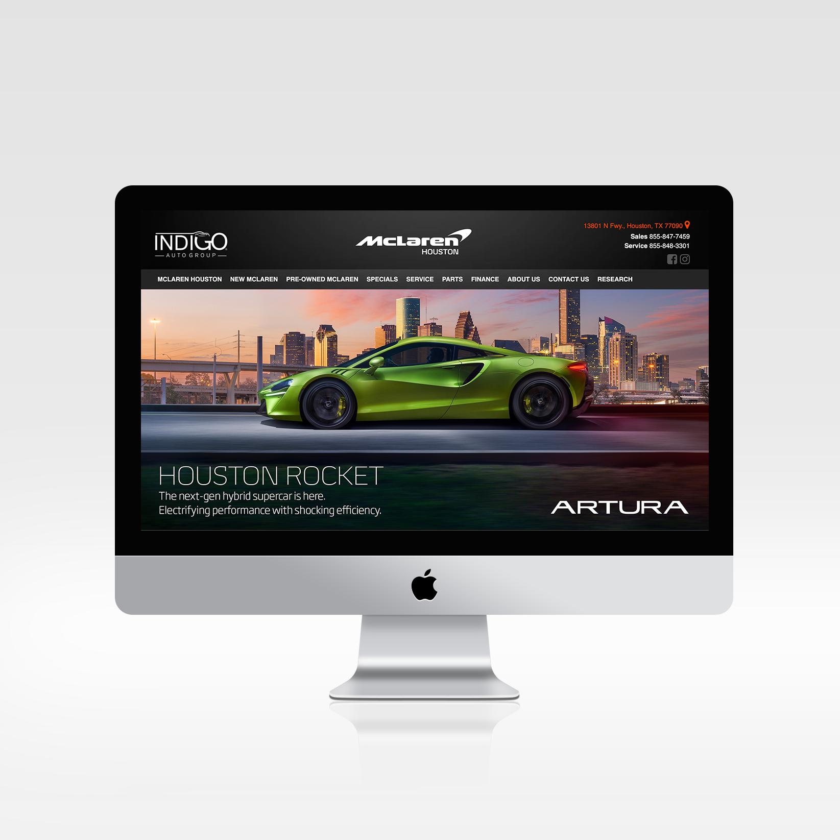 arturua dealer page
